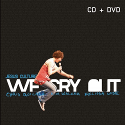 WE CRY OUT [CD+DVD 2007]