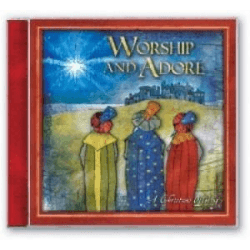 WORSHIP AND ADORE SONGBOOK - CD + PARTITIONS