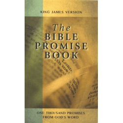 BIBLE PROMISE BOOK (THE) - ONE THOUSAND PROMISES FROM GOD'S WORD