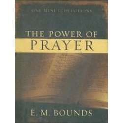POWER OF PRAYER (THE) - ONE-MINUTE DEVOTIONS
