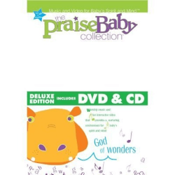 PRAISE BABY COLLECTION (THE)- GOD OF WONDERS- CD+DVD