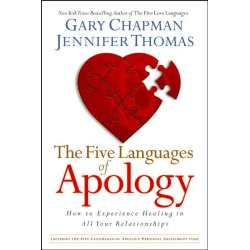 FIVE LOVE LANGUAGES OF APOLOGY (THE)