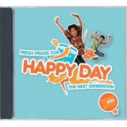 HAPPY DAY - WORSHIP FOR KIDS SERIES