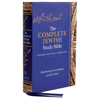 COMPLETE JEWISH STUDY BIBLE (THE)