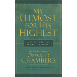 MY UTMOST FOR HIS HIGHEST LTH RED