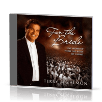FOR THE BRIDE LIVE WORSHIP CD