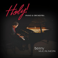 HOLY CD - PIANO AND ORCHESTRA ( INSTRUMENTAL)