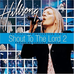 SHOUT TO THE LORD VOL.2 CD - HILLSONG
