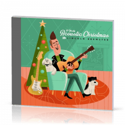 A Mostly Acoustic Christmas Album - CD