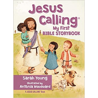 Jesus calling- My first bible storybook